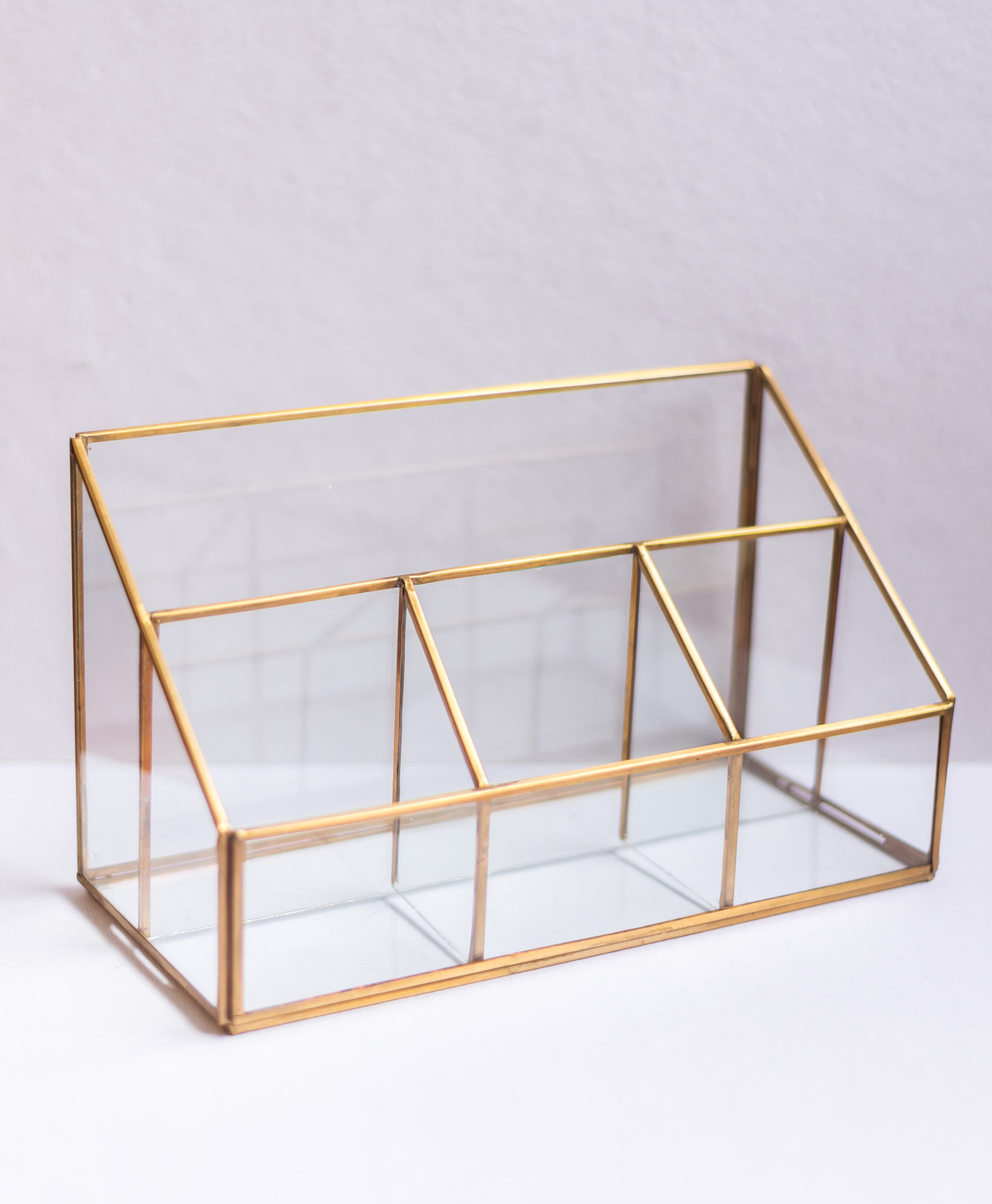 Large Glass Organiser