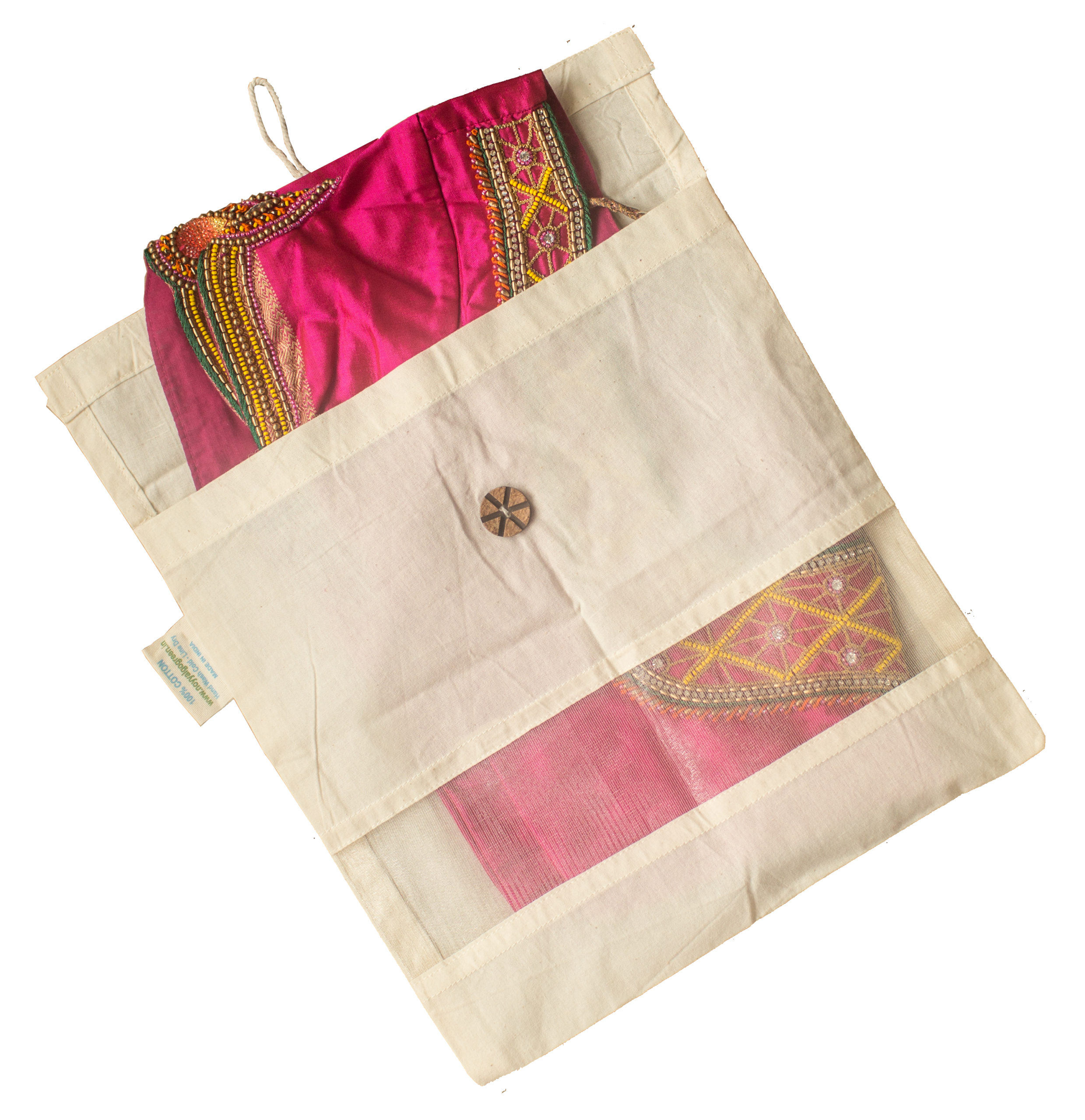 Blouse bag - Pack of 5