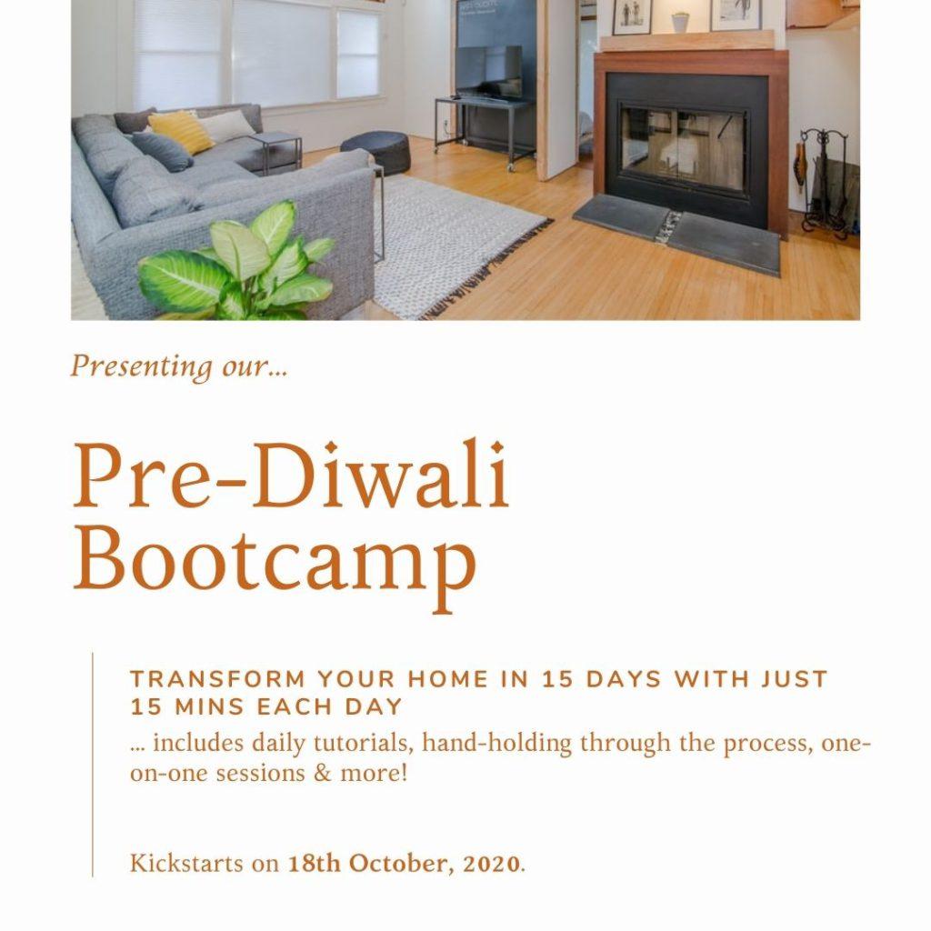 Pre-Diwali Bootcamp